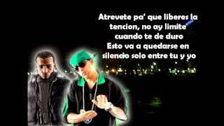 Ñengo Flow ft. Arcangel - Devorame (Letra/Lyrics)