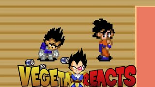 Vegeta Reacts To Why Dragon Ball Z Characters Shouldn't Drink