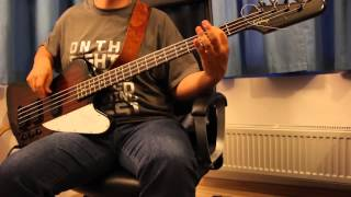 Deftones - Engine no 9 Bass Cover