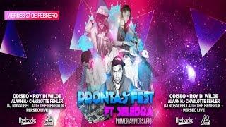 PRONTAS FEST FT SELEBRA | PRIMER ANIVERSARIO