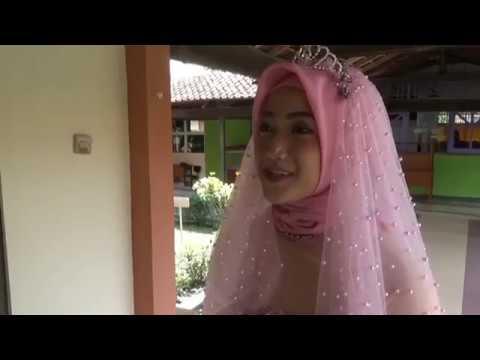 Kreasi Busana Pengantin Tata Busana SMKN 3 Klaten