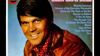 GLEN CAMPBELL     Yesterday When I Was Young