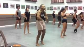 Alberto Pena Choreography to For You I Will by Drehz