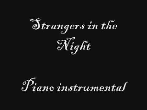 Strangers In The Night Piano Instrumental Chords Chordify