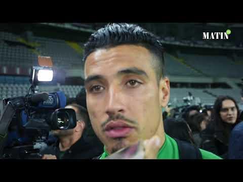 Match Maroc-Serbie : Walid Azarou et Nabil Dirar livrent leurs impressions