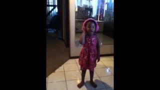 Nicki Minaj-Romans Revenge(4yr old Jah -Jah)