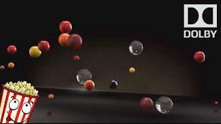 Dolby Digital True HD 7.1 - Spheres - Intro (HD 1080p)