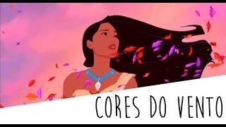 Cores do vento (Pocahontas) - Cover por Letícia Nogueira
