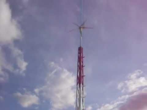Erzincan Üniversitesi Meslek Yüksek Okulu Güneş Pili ve Rüzgar Türbini [Hibrit Sistem]
