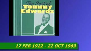 "TOMMY EDWARDS - ""BLUE HEARTACHES"""
