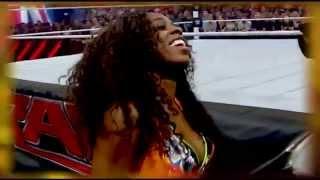WWE: Naomi New Titantron 2015 + New Theme Song: 'Amazing'