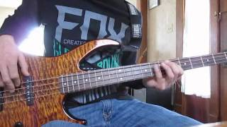 Alice in Chains, Rooster bass standard tuning