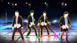 Just Dance 4 - Live While We're Young by One Direction (Fanmade) (Fake)