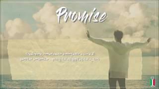 [SUB ITA] BTS Jimin (지민) - Promise (약속) [Han   Rom   ITA Video Lyrics]