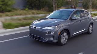 2019 Hyundai Kona EV Test Drive Review