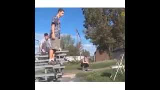 I believe I can fly funny fail [vine]