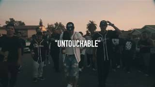 Theezy400 x Alexcambodabz - NBA Youngboy Untouchable Remix (Music Video)