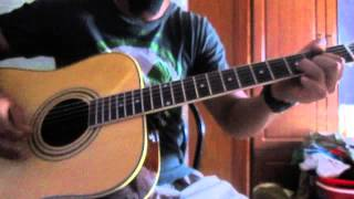Social Distortion - Bad Luck (Acoustic Cover)