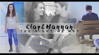 Hannah & Clay | The night we met