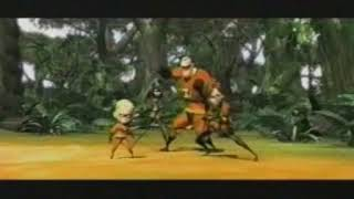 Tide The Incredibles Commercial 2004