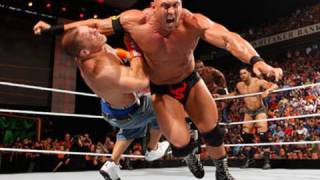 Raw: John Cena vs. The Nexus - 6-on-1 Handicap Match