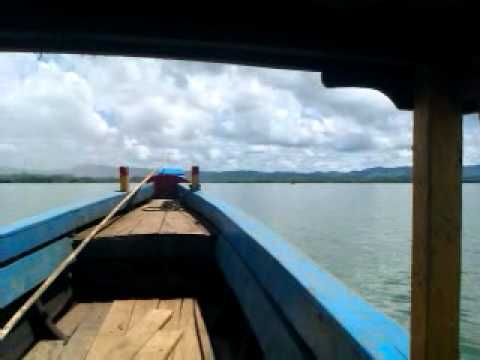The Beautiful Rangamati (Kaptai Lake) in Bangladesh
