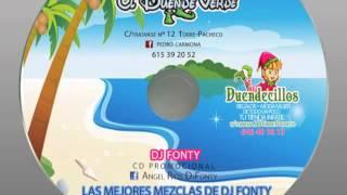 LAS MEJORES MEZCLAS DE DJ FONTY PISTA 09