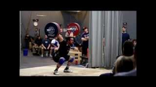 David Garcia (105) 165/202 at the 2015 Golden West - Highlights with Slow Mo