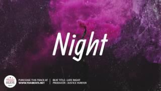 Late Night - R&B Trap Soul Beat Instrumental 2017