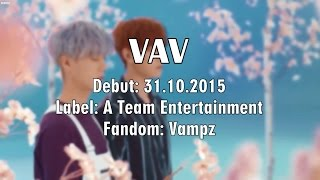 VAV | Members Profile | Flower (You) MV