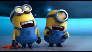 Minions YMCA OFFICIAL MUSIC VIDEO