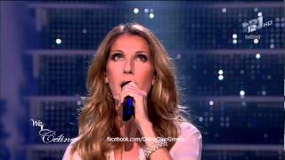 Céline Dion - Parler à mon Père (NRJ12 Christmas Special 20/12/12) HD