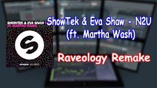 Showtek & Eva Shaw - N2U (feat. Martha Wash) FLP