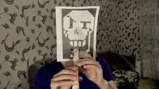 Undertale - Bonetrousle Recorder (Block Flute)