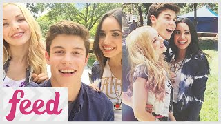 Dove Cameron, Sofia Carson and Shawn Mendes, Why Were They Hanging Out this Week?