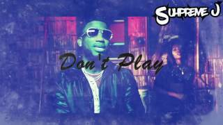 "Gucci Mane x Young Dolph type beat ""Don't Play"" (Instrumental)Prod.by Suhpreme J"