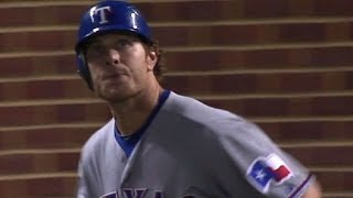 TEX@BAL: Hamilton goes 5-for-5 with four homers