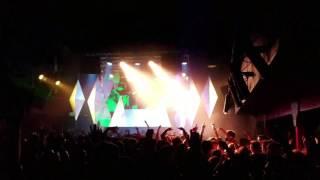 Seven Lions goes hardstyle for a bit, live show October 2016