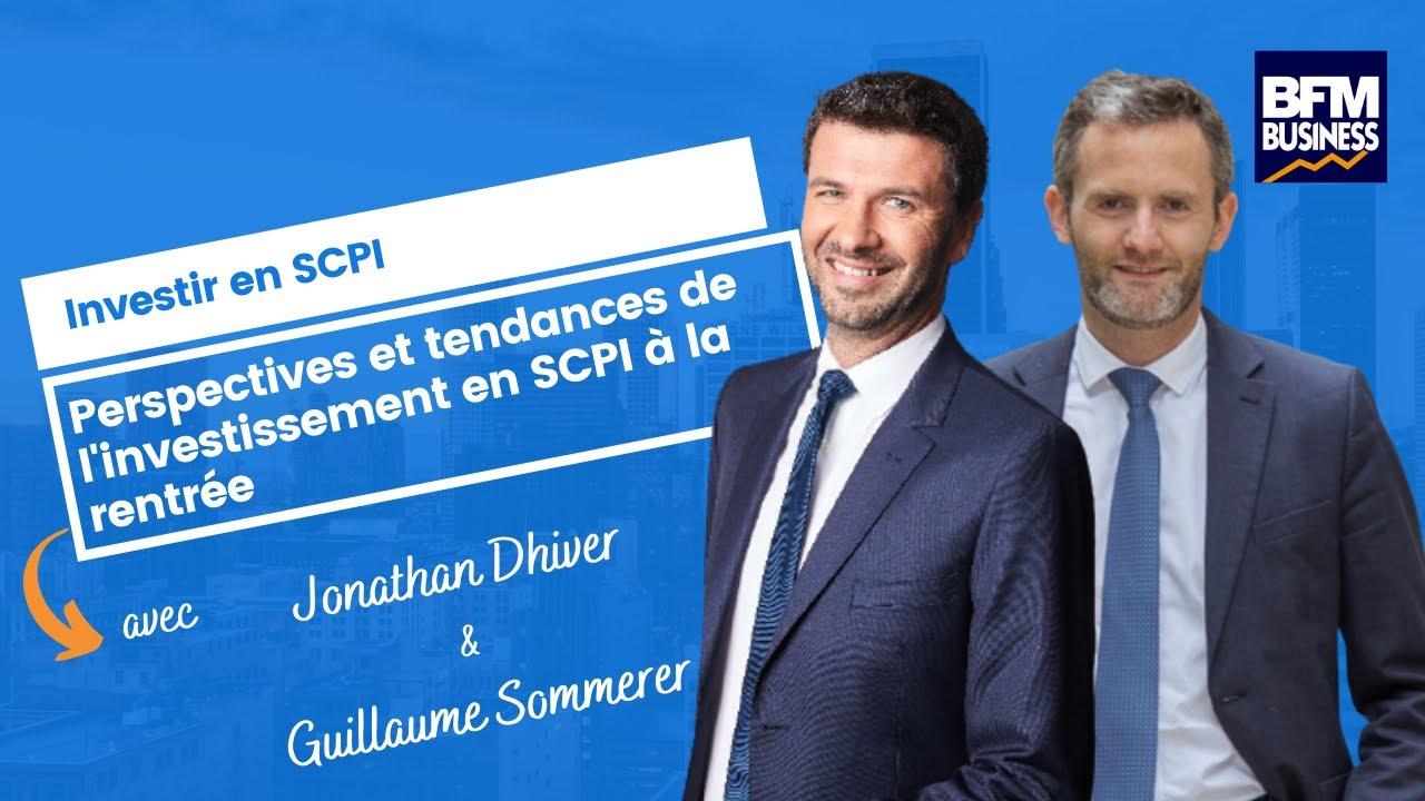 Quelles perspectives et quelles tendances de l'investissement en SCPI à la rentrée ?