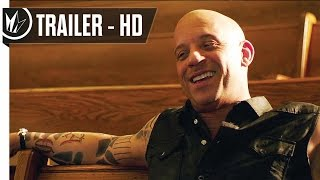 xXx: The Return of Xander Cage Official Trailer #1 (2017) Vin Diesel -- Regal Cinemas [HD]