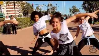 Magali Jou   Fuse ODG - Antenna   Funkadelic Dance Studio