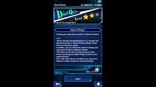 Yugioh Duel Links - Duel Quiz Level 2 : Clash of Wings 1