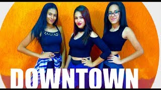 Downtown - Anitta & J Balvin | Coreografia CiabyMarinho