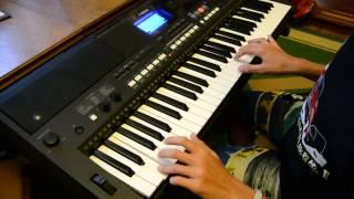Dr Alban - Its my life на синтезаторе