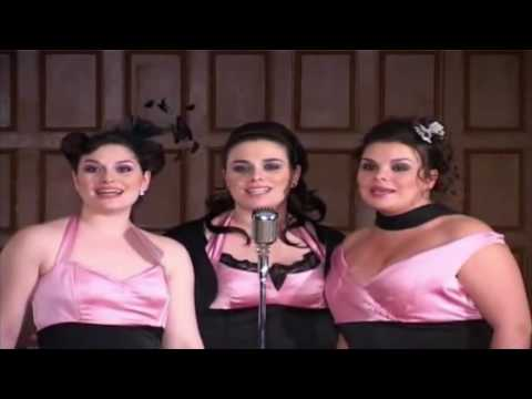 Vernon Sisters Pink Champagne Video