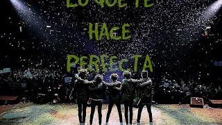 Lo Que Te Hace Perfecta CD9 (Letra)