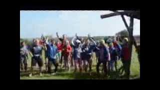 Libdub PZK- Chuis Bo par les scouts d'Anseremme