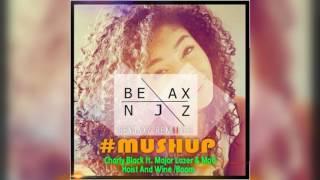 Charly Black Ft. Major Lazer & Moti - Hoist And Wine - Boom [Benjaxz MushUps 2017]