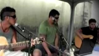 Cubo - Mochileiros Acustico (Dazaranha) Cajon e violão