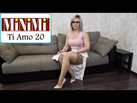 MINIMI TI AMO 20 DEN STOCKINGS